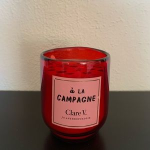 Clare V. for Anthro Maisonette Candle A LaCampagne